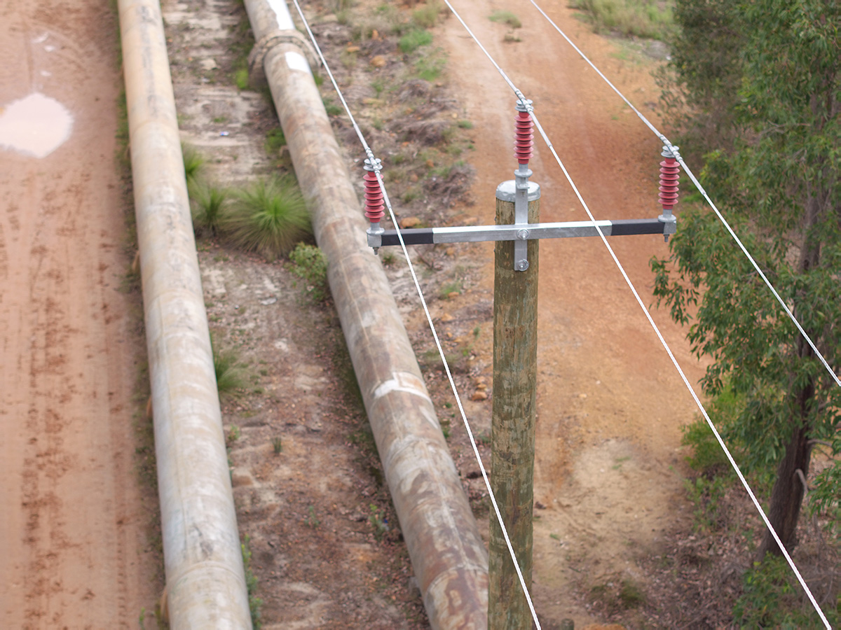 perth drone powerline asset inspections services