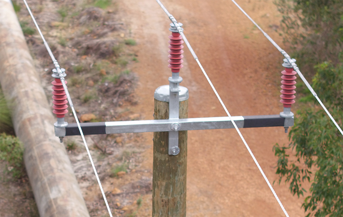 inspect powerline perth drone uav aerial photo
