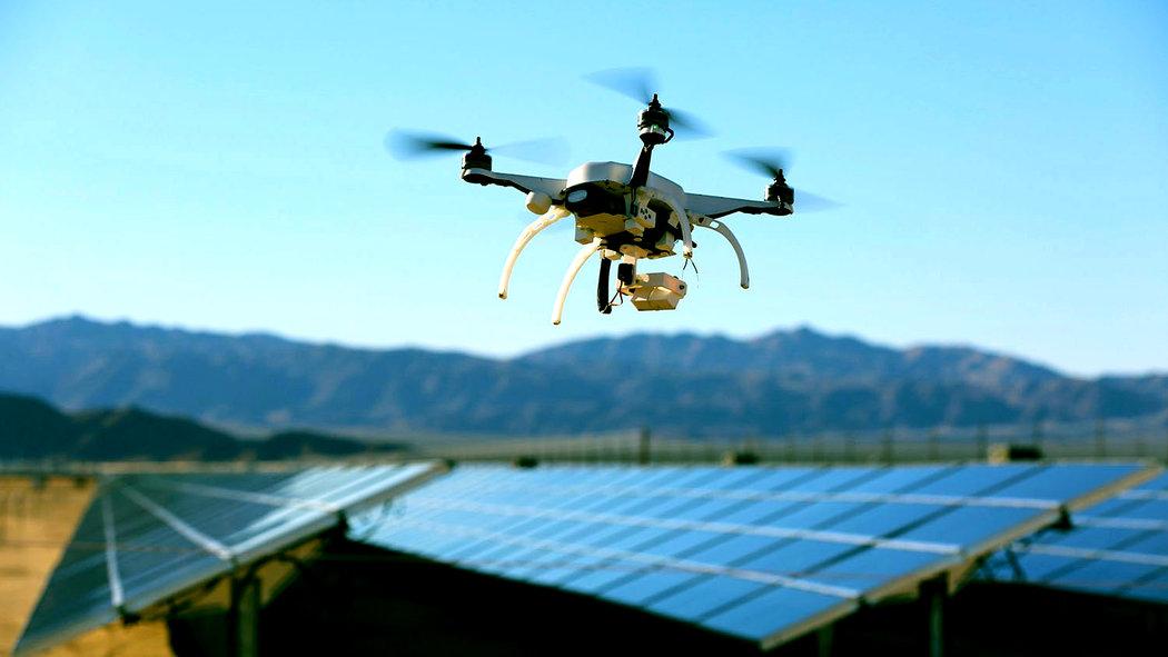 solar panel inspection perth drone uav